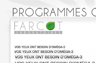 Programmes Omega-3